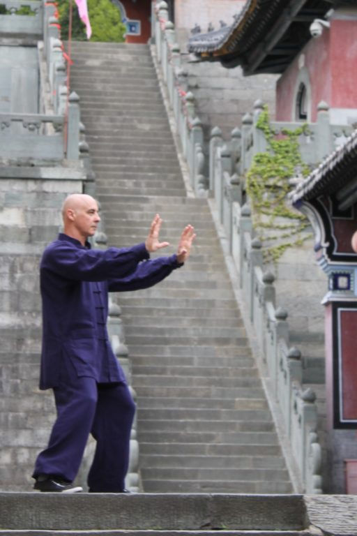 Stages Taijiquan